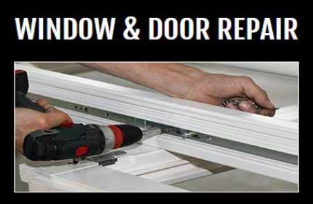 window and door repair